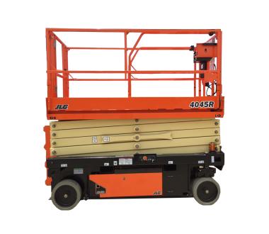 12米  JLG-4045R  (自走式-剪刀式) OR (垂直升降式)